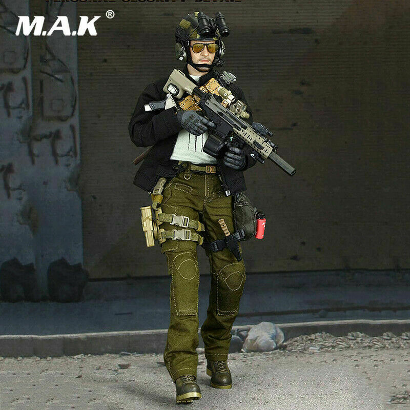 EASY&SIMPLE ES 1 6 PMC Solider Figure Body Clothes Weapon Accessory Set 26029