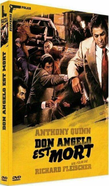 """DVD """"Don Angelo est mort """" Anthony Quinn, Frederic Forrest  NEUF SOUS BLISTER"""