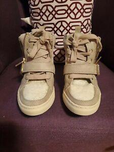 JLO Wedge Sneakers Jennifer Lopez Wedge