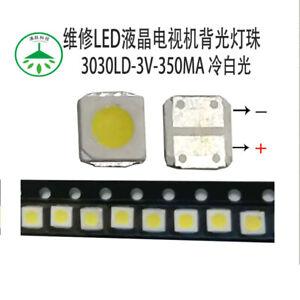 2835 1W 6V FOR LCD TV Repair Led TV Backlight Strip Light Diode SMD LED New