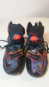 low priced 2bfb0 73f8e Image is loading Nike-LeBron-13-High-Men-039-s-basketball-