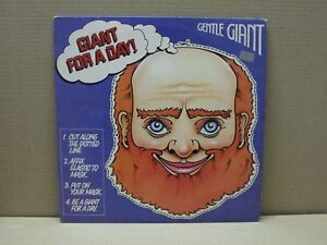 GENTLE-GIANT-GIANT-FOR-A-DAY-LP-33-GIRI-VG-EX-034-Con-INSERTO-034