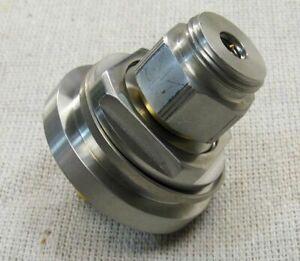 Agilent-HP-SMA-Male-To-SMA-Female-Bulk-Head-Adapter