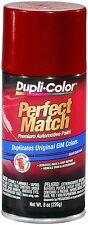 Duplicolor Bgm0509 Wa9088 For Gm Code 94 Dark Cherry 8 Oz Aerosol Spray Paint