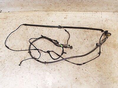 oem jeep wrangler tj tail light wiring harness 1999 brake taillight soft  top 99g   ebay  ebay