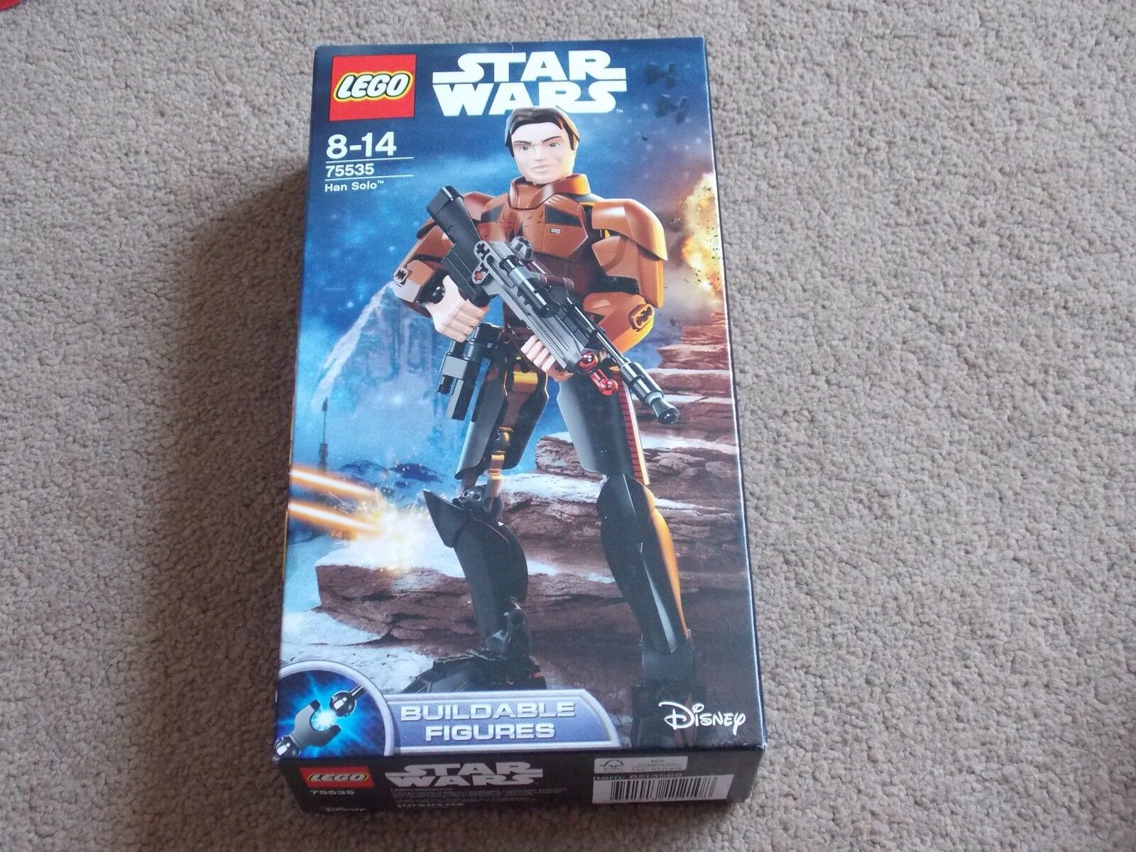 Lego-Disney Star Wars (Set 75535-Han Solo) BRAND NEW | La Mode