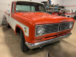 1973 International Harvester 1210 Selling NO RESERVE