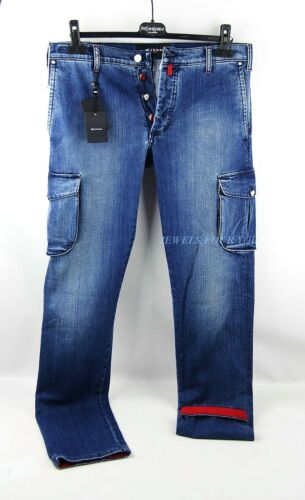 Cargo Jeansbroek Us Kiton 98Katoen Italy 33 2El Nieuw50 Napoli Sz 2EYDbWeH9I