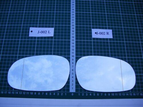 SPECCHIETTI VETRO SPECCHIO vetro di ricambio Daewoo Lanos dal 1997-2004 li o re ASPH
