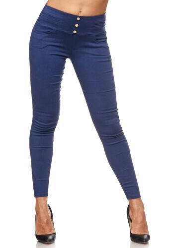 Leggings Pantalons Skinny Treggings Nouveau Jeggings pour Hipsters haute femmes Stretch taille 7ZXqxZrfw