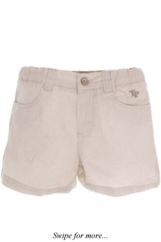 Tutto Piccolo RPP £60 Boy Sand Bermuda Shorts Size 12 years