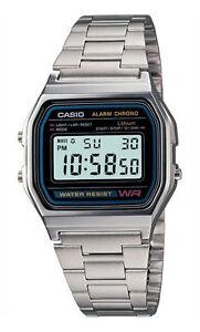Casio Illuminator Men's Watch A168WA-1