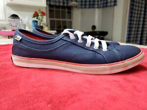 Keds Women's Sneakers Size 8M Navy Blue