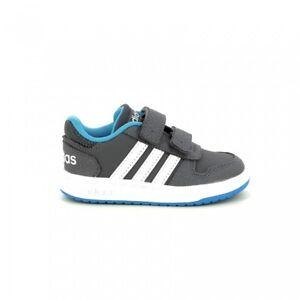 Details about Adidas Hoops 2.0 CMF I Sneaker kid grayCeleste f35897 show original title