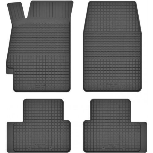Tappetini in Gomma Tappetini 1.5 cm bordo si adatta per Renault Captur dal 2013-4-Set di parti