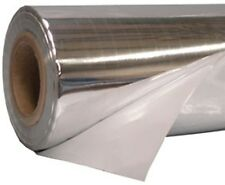 MYLAR SILVER WHITE HIGHLY REFLECTIVE SHEETING 10M TOP QUALITY HYDROPONICS GROW
