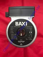 Baxi Ecoblue Combi System Plus Neta-tec 24 28 33 Boiler Pump Assembly 720777401