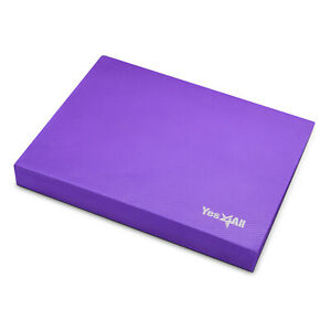 Yes4All-Large-Foam-Balance-Pad-Physical-Therapy-Foam-Pad-Purple