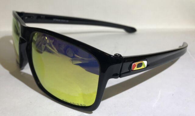 20517db486 Oakley Sliver Sunglasses Polished Black Iridium Polarized Oo9262-09 ...