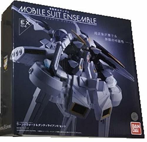 Mobile Suit Gundam Mobile Suit Ensemble ex 04 Madera Hierba & Dandy Ryan Ii Set
