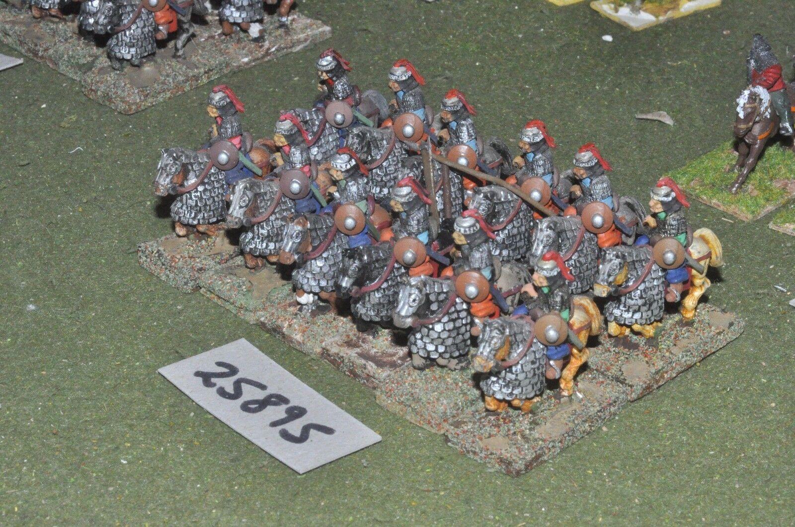 25mm mittelalterlichen   turk - schwere 12 zahlen - cav (25895)
