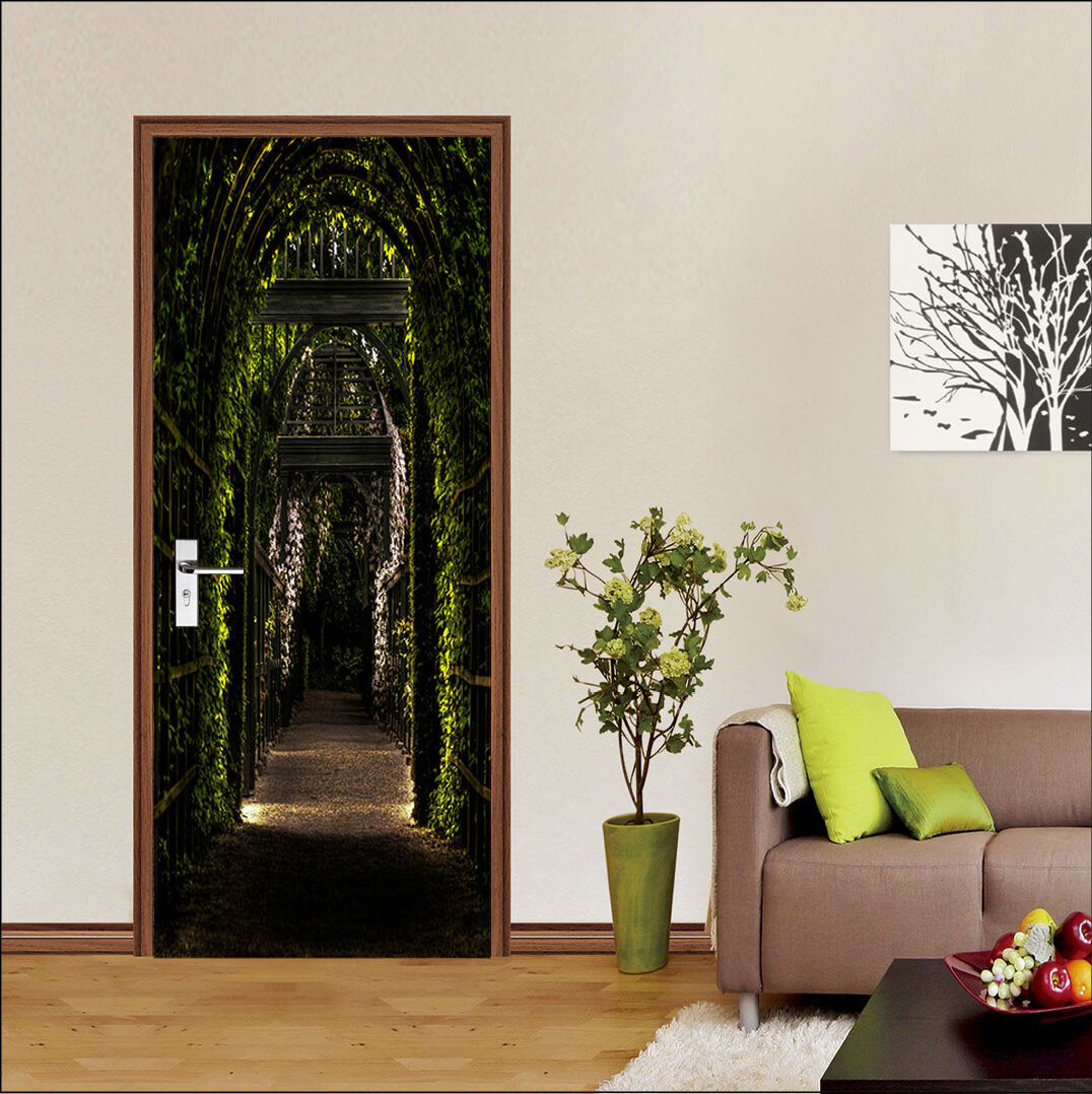 3D lungo corridoio 316 PORTA MURALE PARETE PARETE PARETE Foto Muro Adesivo Decalcomania Muro AJ Carta da parati UK 0dcc22