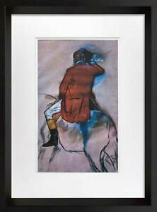 Edgar-DEGAS-Limited-Edition-Lithograph-Ltd-Ed-no-295-w-Custom-Archival-Frame