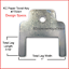 Kimberly-Clark-770301-Paper-Towel-and-Toilet-Tissue-Dispenser-Key-12-pk thumbnail 3