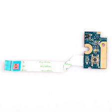 New Power Button Board W/Cable For HP G56 G62 G72 Compaq Presario CQ62 CQ56 CQ42