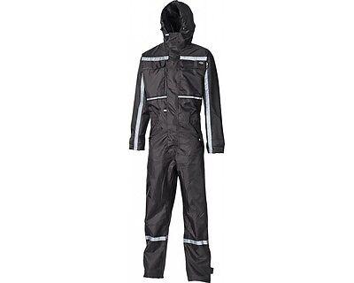 Waterproof Padded Overalls DICKIES-WORKWEAR Black Small