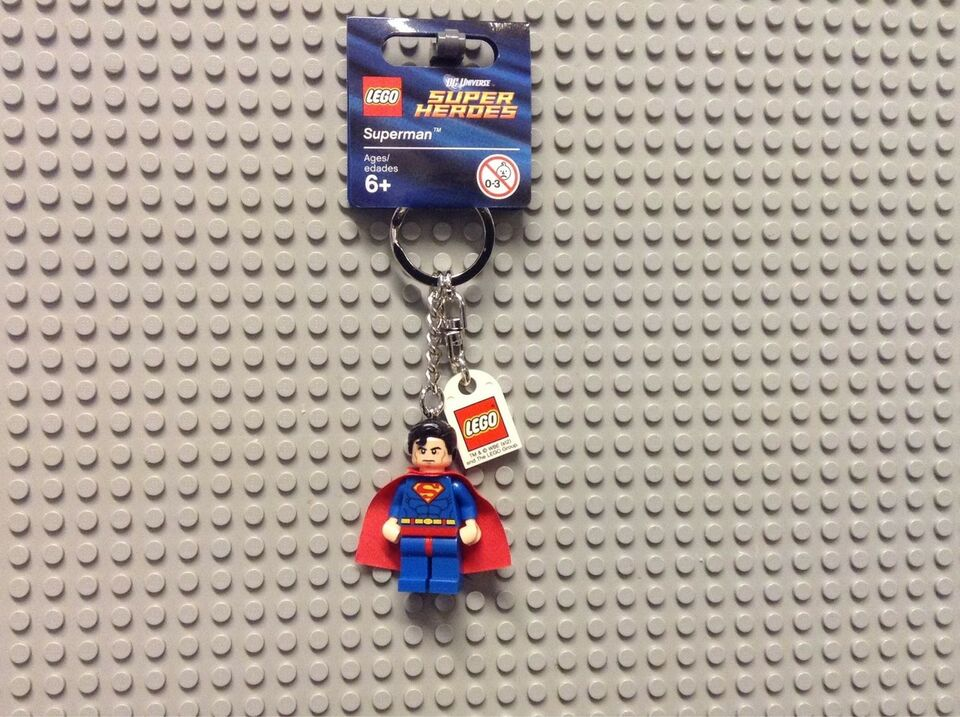 Lego Super heroes, Superman