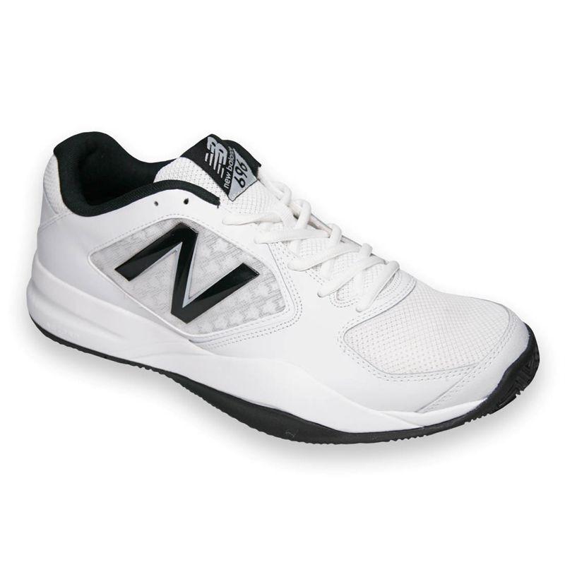 NEW BALANCE MEN'S 696V MEN'S BALANCE Weiß/BLACK Schuhe #MC696WB2 fd1bb4