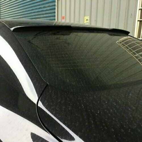 Stock HRW Type Rear Roof Spoiler Wing For 2001~07 Subaru Impreza WRX GD Sedan