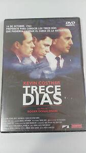 TRECE-DIAS-DVD-KEVIN-COSTNER-ROGER-DONALDSON-SEALED-PRECINTADA-NUEVA