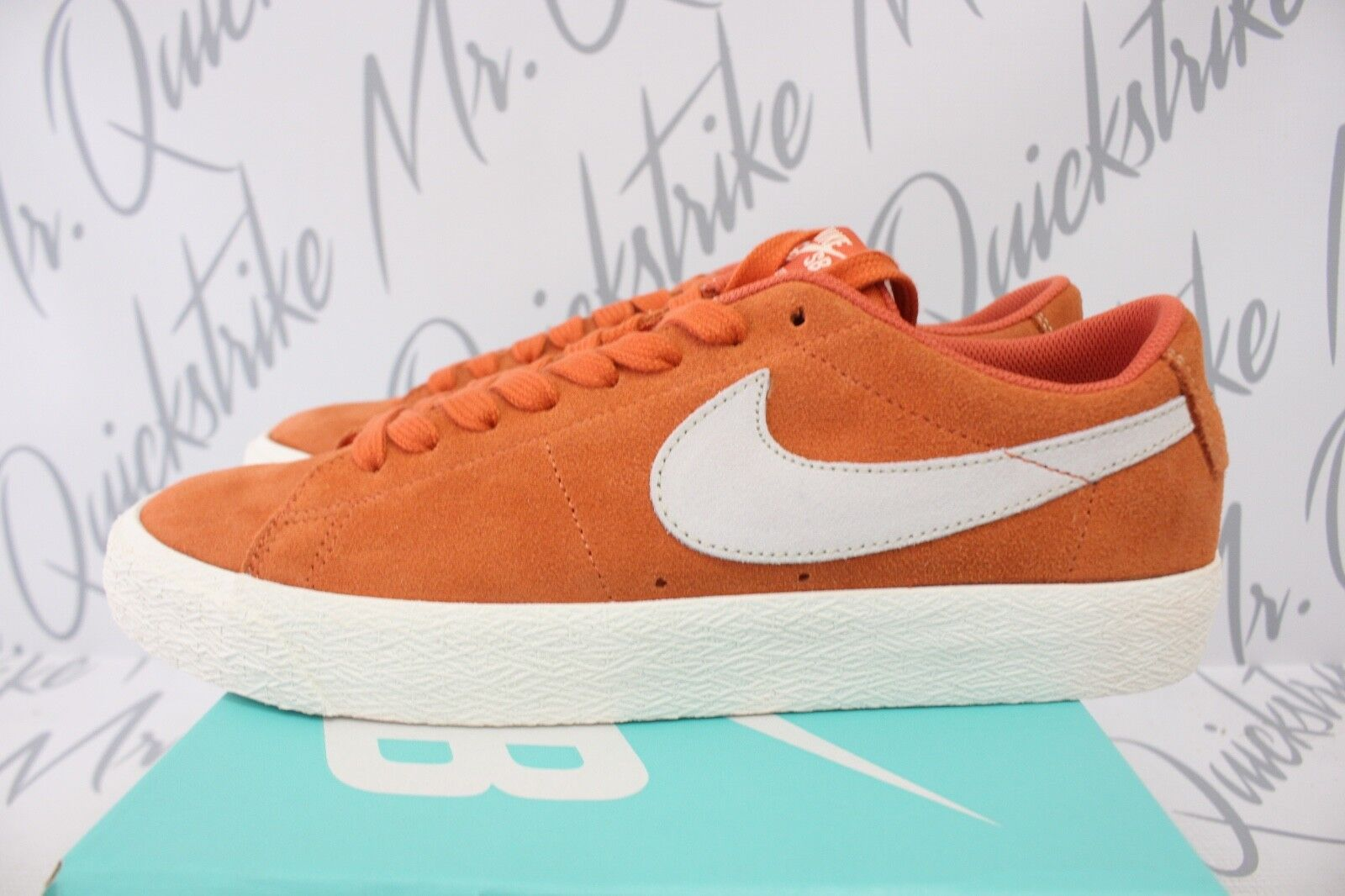 Nike Blazer Baja Sb Vintage 864347 Coral Vela Fossil Blanco 864347 Vintage 800 b9ff0b