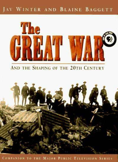 The Great War-Jay Winter