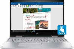 New-HP-x360-2-in-1-15-6-034-Touch-Screen-Laptop-i7-8550U-16GB-RAM-512GB-SSD-Win10