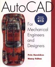 AutoCAD for Mechanical Engineers and Designers