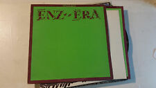SPLIT ENZ Of An Era 1982 NM lp import w/ Poster insert rare mushroom AU rml52027