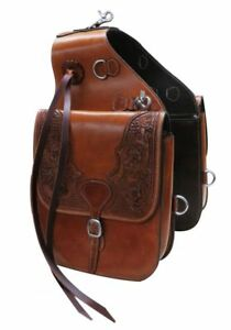 Image Is Loading Western Trail Horse Or Motorcycle Saddle Bags Bag