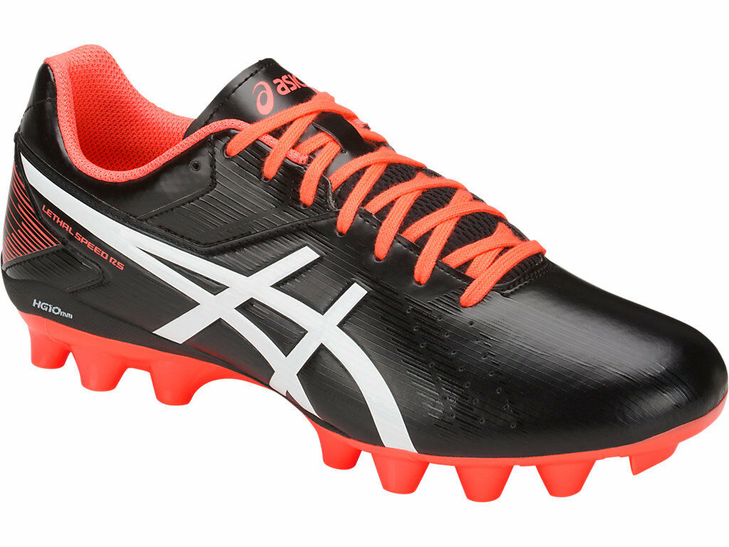 NEW Asics Lethal Speed RS Mens Footbal stivali 9006