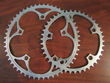 SHIMANO DURA ACE 52 / 42 130 BCD NON RAMPED CHAIN RING SET