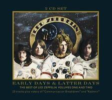 Led Zeppelin Early days & Latter days-The best of 1&2 [2 CD]