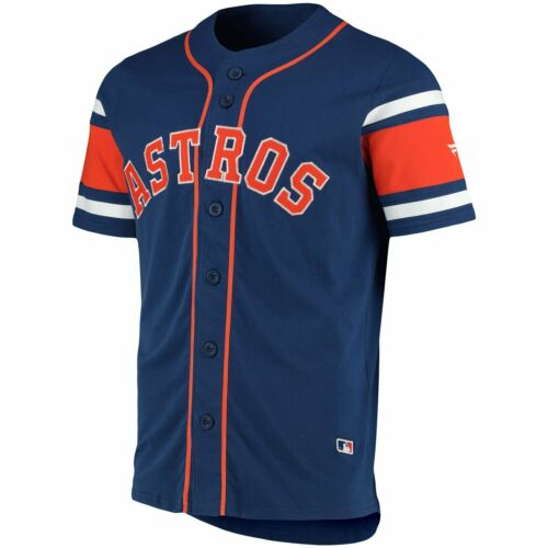 Iconic Supporters Cotton Jersey Shirt Houston Astros