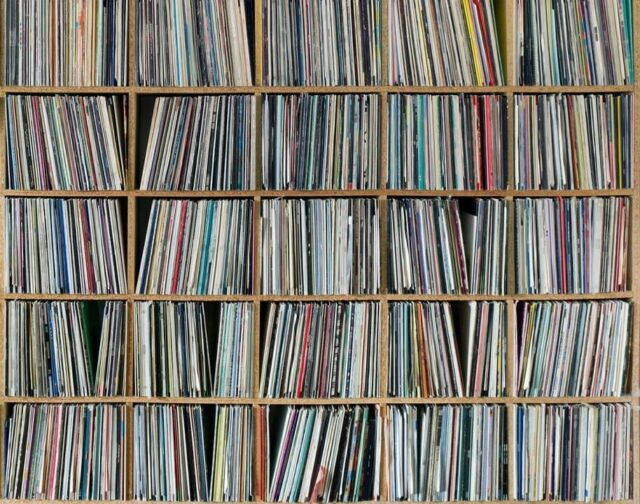 Instant Record Collection Starter Pack 15 x 12'' Vinyl LP's 70's/80's/90's