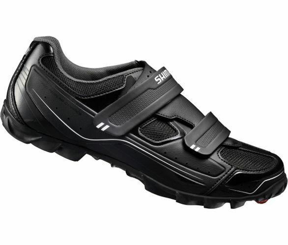 Shimano SH-M065L Cyclisme Vélo de montagne chaussures bottes Crochet & Boucle SPD noir EU 40