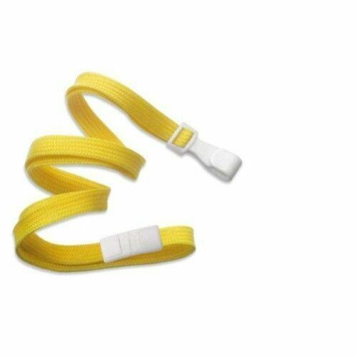 1 with NO TWIST// METAL FREE Plastic Hook by Specialist ID Breakaway Lanyard