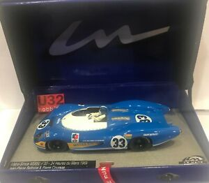 Lemans-Miniatures-132079M-Matra-MS650-33-24H-le-Mans-1969-J-P-Beltoise-Courage