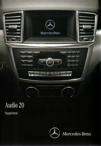 Mercedes-Benz-Audio-20-Supplement-Handbook-2014