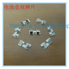 7pcs For Fluke 51 52 2 187 189 1508 724 Battery Compartment Contact Parts T5w Ys